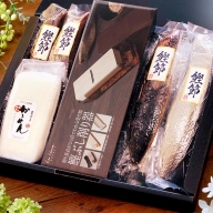 BB-140 【ギフト】鰹節削り器&枕崎産かつおぶし(本枯節・新さつま節)