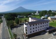 富士山のふもとでワーケーション ふじざくらイン シングル利用(1泊2日)10泊分回数券