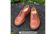 KOTOKA婦人靴 一枚革ダービー KTO2000L キャメル