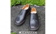 KOTOKA紳士靴 一枚革ダービー KTO2002 ブラック