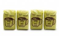 遠山珈琲 マイルドタイプコーヒー500g 4袋セット
