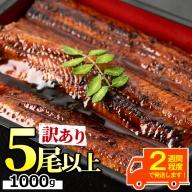 【35774】東串良町のうなぎ蒲焼(180g以上×6尾・タレ、山椒付)【アクアおおすみ】