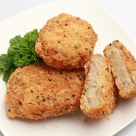 【揚済で揚げる手間なし】街の惣菜屋「まつのしたdelica」鰹 コロッケ 20個 冷凍 惣菜 おかず 揚げ物 簡単