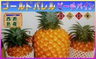 【2021年発送】売切れ御免!西表産・ ゴールドバレル&ピーチセット