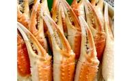 15-72 本ズワイガニボイル爪 1kg(2Lサイズ・切れ目入)