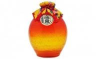 【琉球泡盛】瑞泉酒造 3年古酒「琉球ガラス1升-橙-」1,800ml