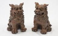 【陶芸品】南風窯の「シーサー」