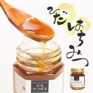 飛騨日本みつばちの会 ひだの百花蜜 150g 1本 はちみつ 蜂蜜 ハチミツ[Q396]