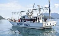 海生丸 釣り船乗船券(1名様 乗合便)