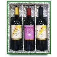 Andosols赤ワイン&恐竜ワインセット(11月~6月発送)