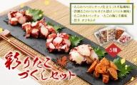 彩りたこづくしセット (株)カイセイ